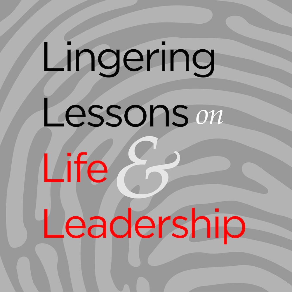 Lingering Lessons : Lorenzo Agnes Books